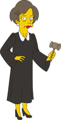 Juíza Constance Harm