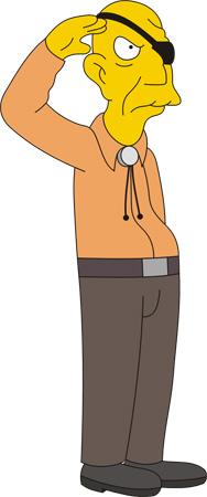 Matt Groening Falso
