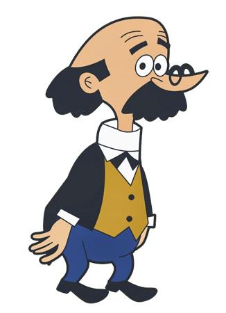 Professor Grossenfibber