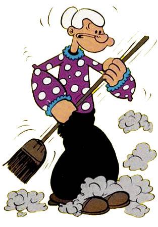 Vovó Popeye